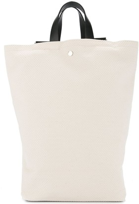Cabas Tote Style Backpack