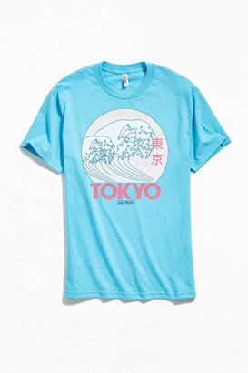 Urban Outfitters Travel Apparel Tokyo Tee