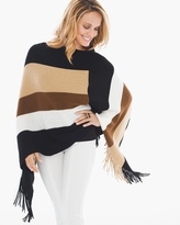 Chico's Reese Triangle Poncho