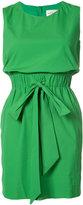 Milly sleeveless short dress - women - Cotton/Polyamide/Polyester/Spandex/Elastane - 0