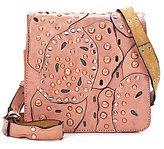 Patricia Nash Studded Link Collection Granada Cross-Body Bag