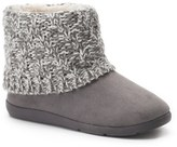 SONOMA Goods for LifeTM Women's Knit Shaft Boot Slippers