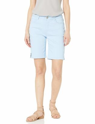 Lola Jeans Women's Plus Size Vicky Bermuda