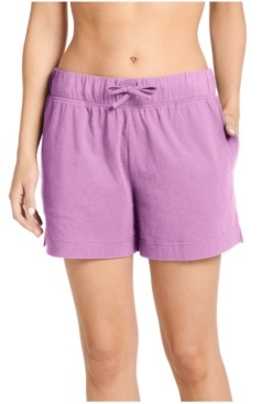 Jockey Women's Cotton Boxer Pajama Shorts
