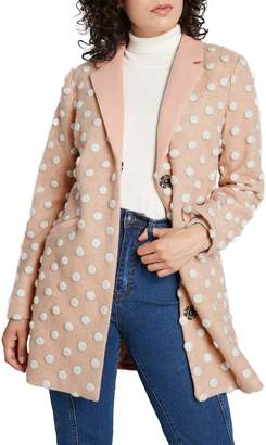ModCloth Salient Wool Blend Coat