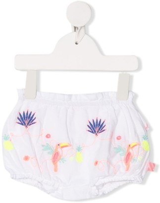 Billieblush Embroidered Bloomers