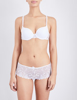 Passionata White nights jersey underwired t-shirt bra