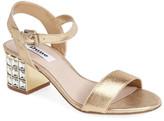 Dune London &Harah& Block Heel Sandal (Women)
