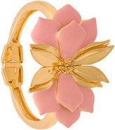 Oscar de la Renta Bold petal bracelet