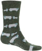 Woolrich Novelty Sheep Socks - Crew (For Women)