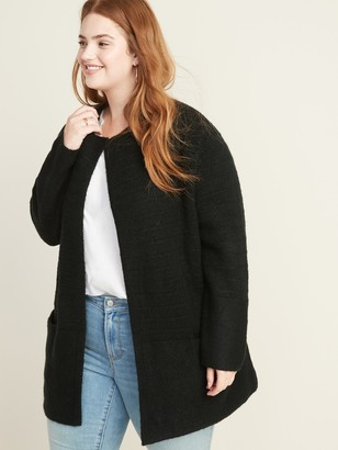 Old Navy Relaxed Plus-Size Cardi-Coat