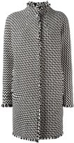 Gianluca Capannolo tweed coat