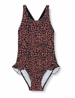 Name It Girl's Nkffliria One Piece Swimsuit
