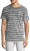 Kinetix High Tide Striped Crewneck T-Shirt