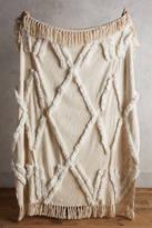 Anthropologie Aldalora Throw Blanket