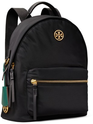 Tory Burch Piper Nylon Small Zip Backpack