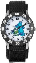 Disney Pixar Monsters University Mike & Sulley Kids' Time Teacher Watch