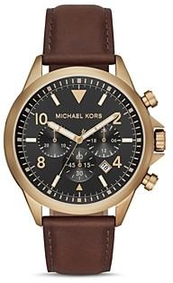 Michael Kors Gage Chronograph, 45mm