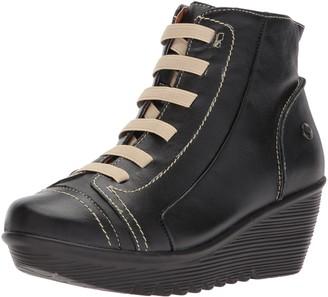 Bernie Mev. Women's High Rise Fashion Sneaker