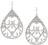 Cezanne Filigree Teardrop Earrings