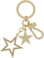 MICHAEL Michael Kors Pavé star key charm