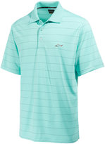 Greg Norman for Tasso Elba Men's Big & Tall 5-Iron Classic Striped Performance Polo, Only at Macy's