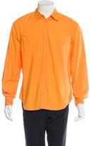 Marni Long Sleeve Button-Up Shirt
