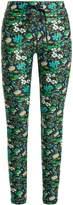 The Upside Floral-print compression performance leggings