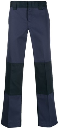Dickies Construct contrast panel trousers