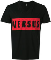Versus logo T-shirt - men - Cotton - S