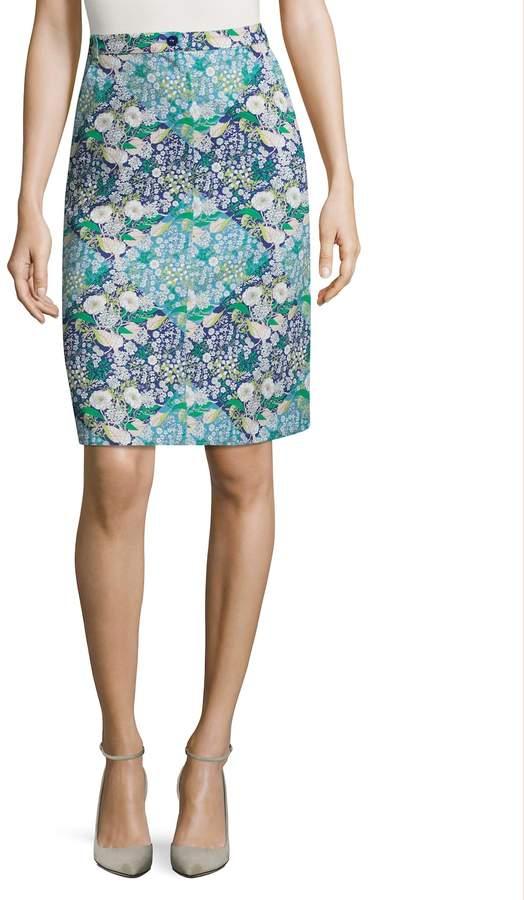 Manoush Women's Jupe Liberty Vintage Skirt