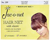 Jac-O-Net Nylon Bouffant Net Black