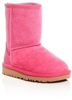 UGG Girls' Short Serein Sparkle Boots - Toddler