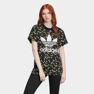 adidas Women's Allover Print T-Shirt