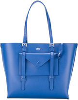 Giorgio Armani Contrast interior tote - women - Calf Leather - One Size