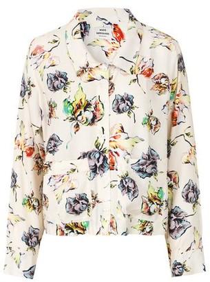 Mads Norgaard Arty Garden Spola Floral Shirt - 36