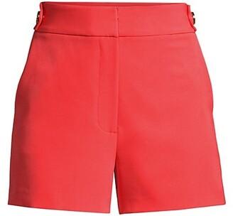 Aria Cady Button Shorts