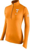 Nike Women's Tennessee Volunteers Tailgate Element Half-Zip Shirt