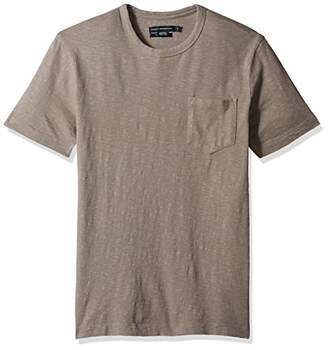 French Connection Men's Short Sleeve Crew Neck Regular Fit T-Shirt