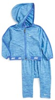 Nike Infant Girl's Sport Essentials Zip Hoodie & Leggings Set