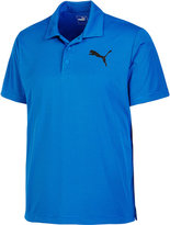 Puma Men's Square Up Logo Polo