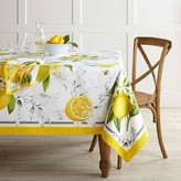 Williams-Sonoma Williams Sonoma Meyer Lemon Tablecloth