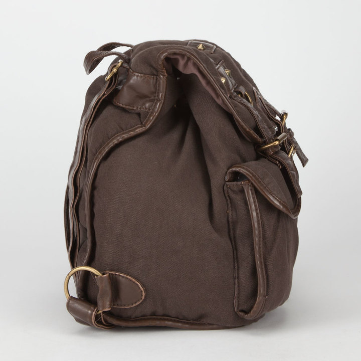 T-Shirt & Jeans Military Backpack