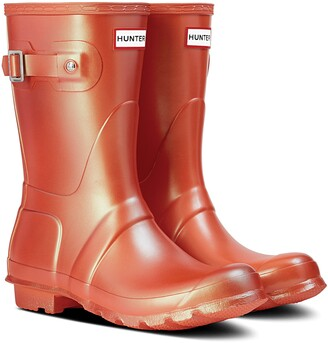 Hunter Original Short Nebula Rain Boot