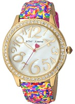 Betsey Johnson BJ00131-109 - Sparkle Strap Watches