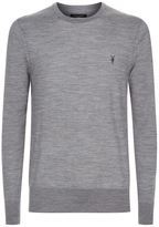 Allsaints Allsaints Mode Merino Crew Neck Sweater
