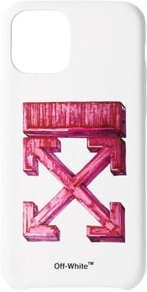 Off-White White Marker iPhone 11 Pro Case