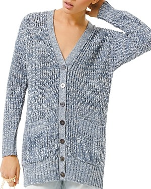 MICHAEL Michael Kors Marled Knit Cardigan