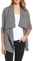 Chaus Women's Mixed Cotton Knit Cardigan