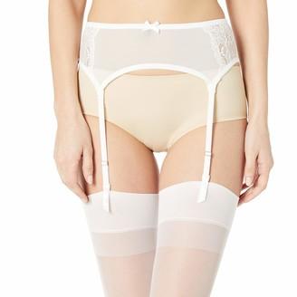 Flexees Women's Extra Sexy Lace Garter Belt